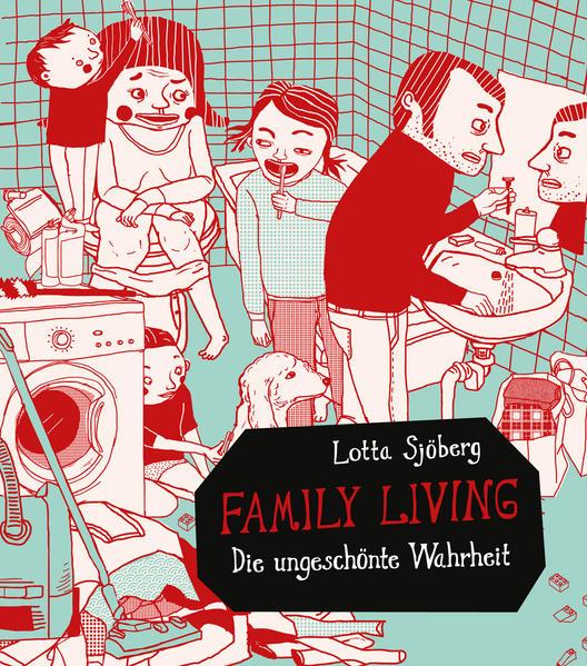 Family Living - Coverbild