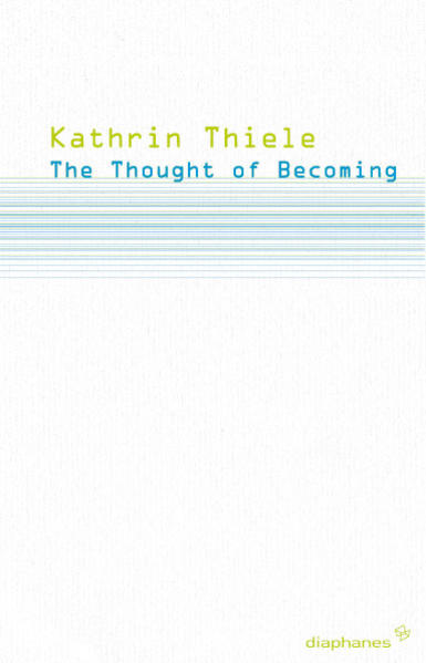 The Thought of Becoming - Coverbild