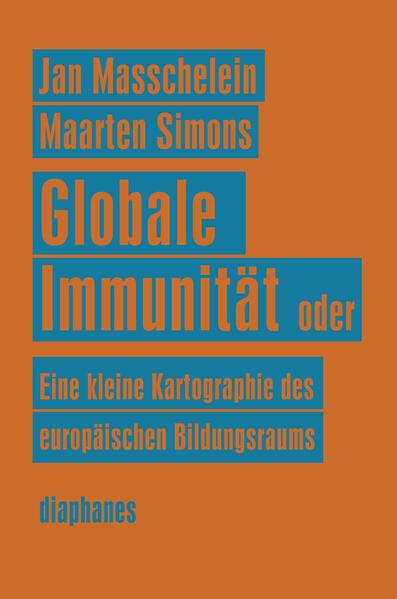 Globale Immunität - Coverbild