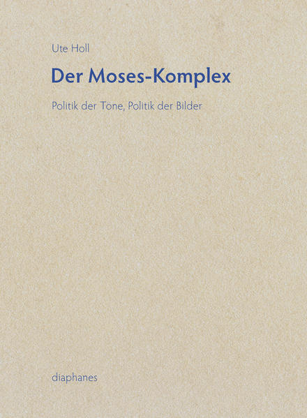 Der Moses-Komplex - Coverbild