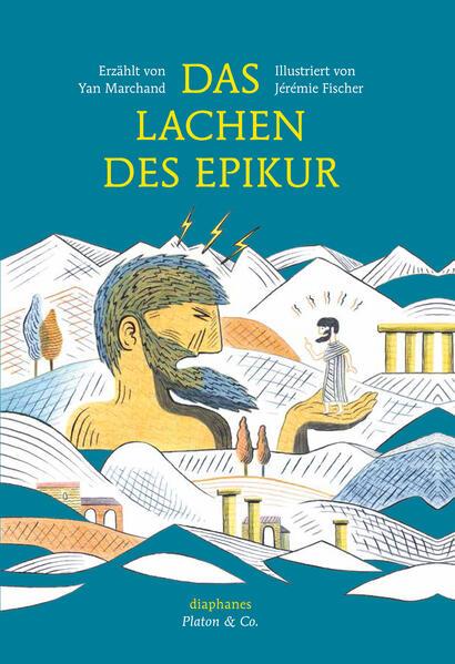 Das Lachen des Epikur - Coverbild