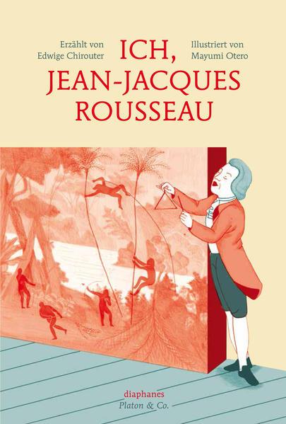 Ich, Jean-Jacques Rousseau - Coverbild