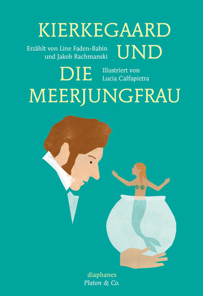 Kierkegaard und die Meerjungfrau - Coverbild