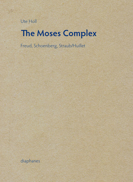 The Moses Complex - Coverbild