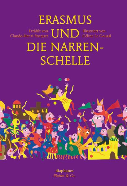 Erasmus und die Narrenschelle - Coverbild