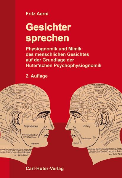 Gesichter sprechen - Coverbild