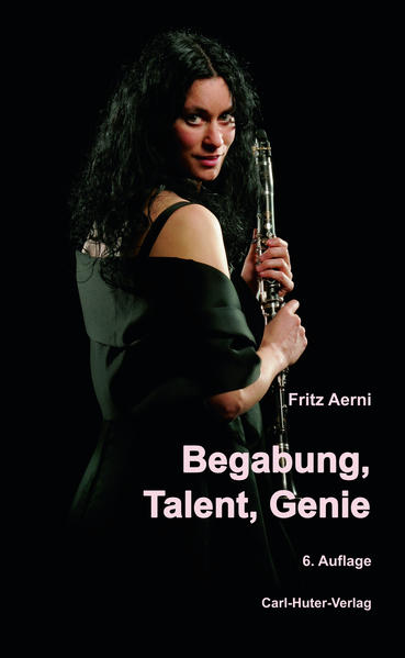 Begabung, Talent, Genie - Coverbild