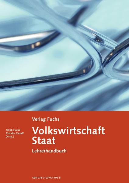 Volkswirtschaft /Staat - Coverbild