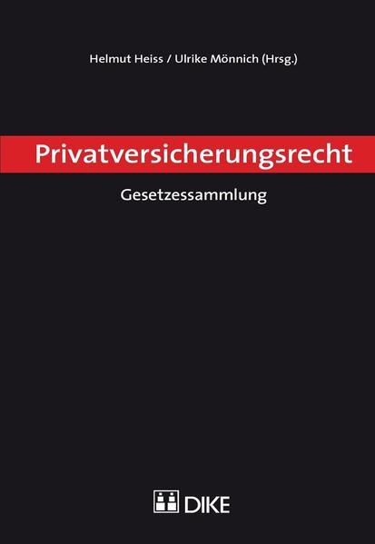 Privatversicherungsrecht - Coverbild