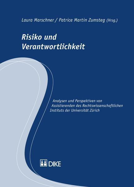 Risiko und Verantwortlichkeit - Coverbild