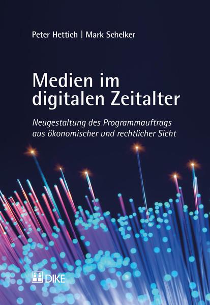 Medien im digitalen Zeitalter - Coverbild