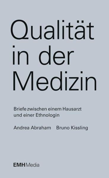 Qualität in der Medizin - Coverbild