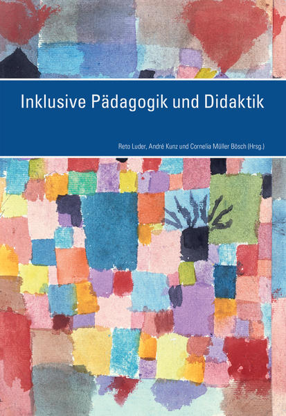 Inklusive Pädagogik und Didaktik - Coverbild