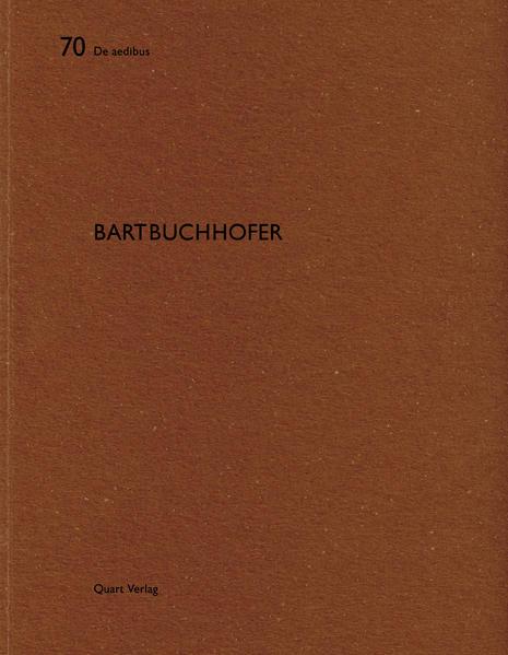 Bart & Buchhofer - Coverbild