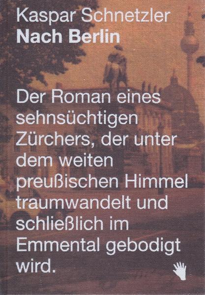 Nach Berlin - Coverbild