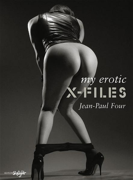 My Erotic X-Files - Coverbild