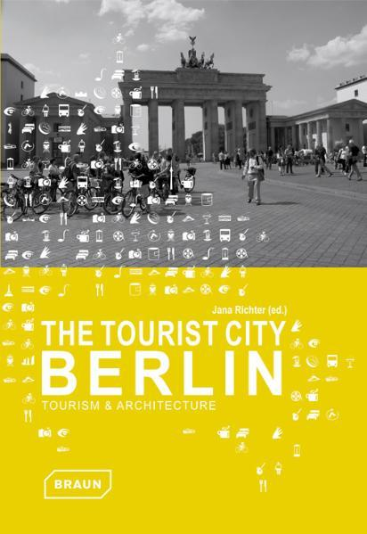 The Tourist City Berlin - Coverbild