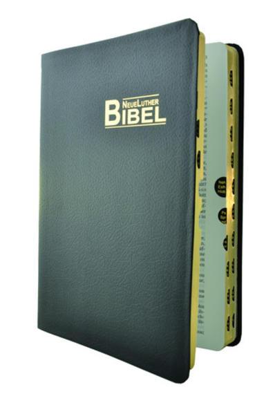NeueLuther Bibel - Coverbild