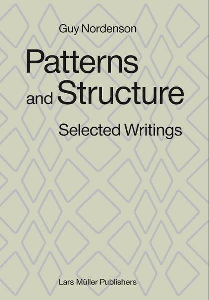Patterns and Structure - Coverbild