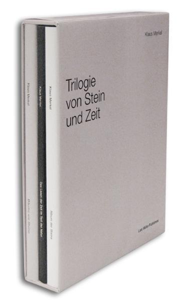 Trilogie von Stein und Zeit - Coverbild
