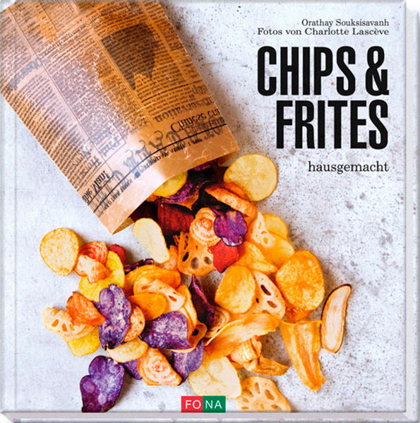 Chips & Frites - Coverbild