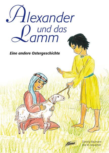 Alexander und das Lamm - Coverbild