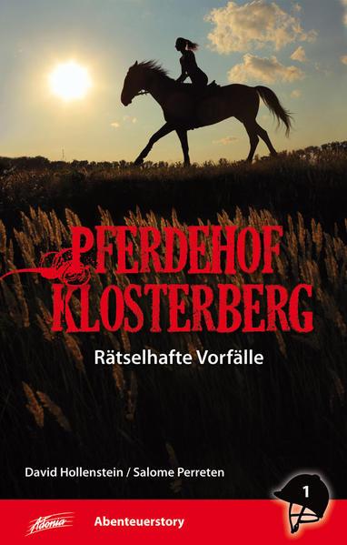 Pferdehof Klosterberg - Rätselhafte Vorfälle - Coverbild