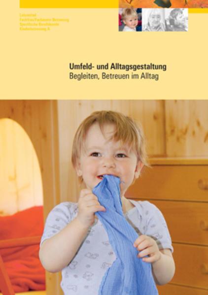 Lehrmittel Fachperson Betreuung, Spezifische Berufskunde Kinderbetreuung - Coverbild