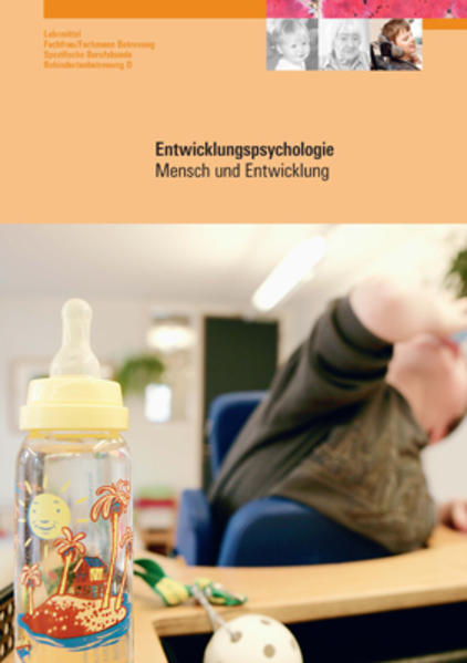 Lehrmittel Fachperson Betreuung, Spezifische Berufskunde Behindertenbetreuung - Coverbild