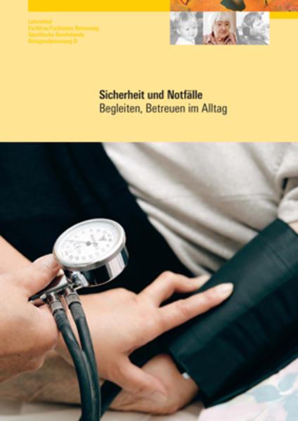 Lehrmittel Fachperson Betreuung, Spezifische Berufskunde Betagtenbetreuung - Coverbild