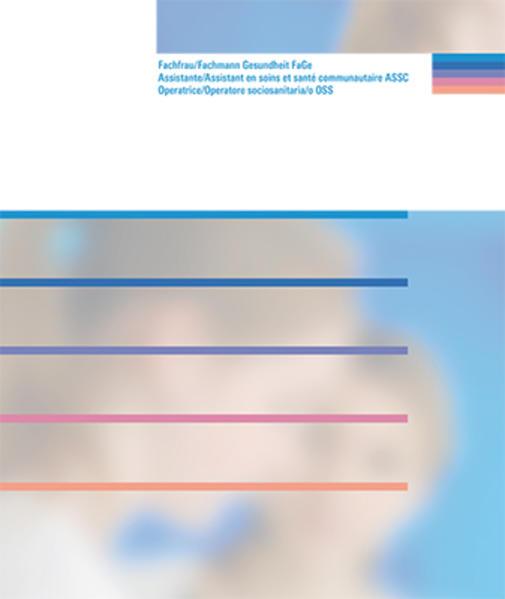 Supporto didattico Operatrice/Operatore Socio-sanitaria/o OSS - Coverbild