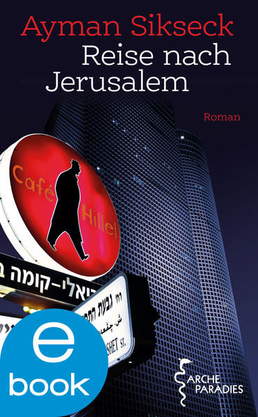 Reise nach Jerusalem - Coverbild