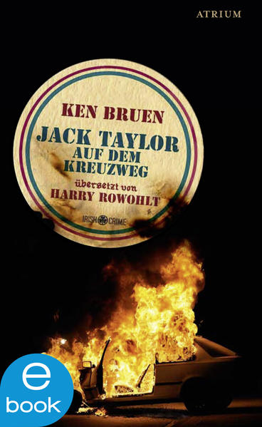 Jack Taylor auf dem Kreuzweg - Coverbild