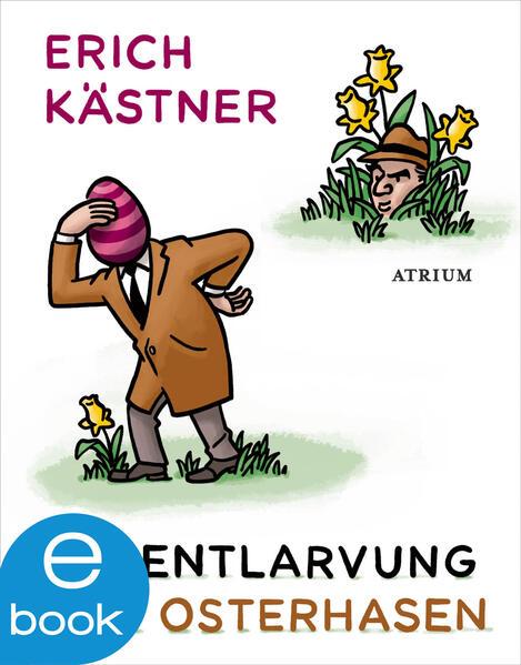 Die Entlarvung des Osterhasen - Coverbild