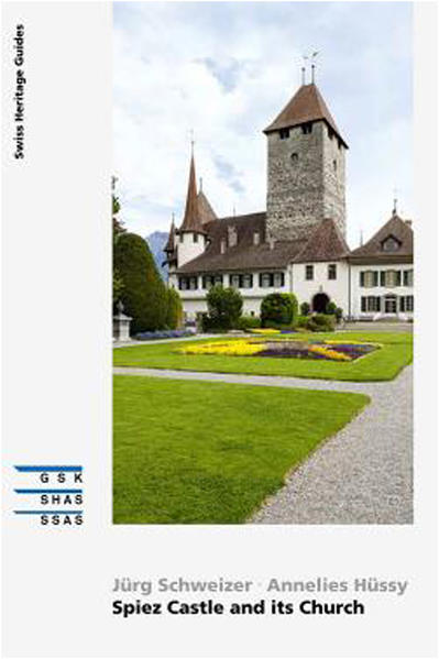Spiez Castle and its Church - Coverbild