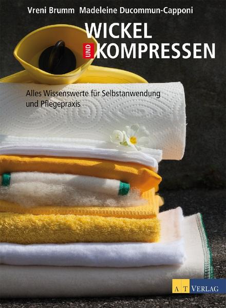 Wickel und Kompressen - eBook - Coverbild