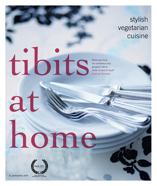 tibits at home English Edition - Coverbild