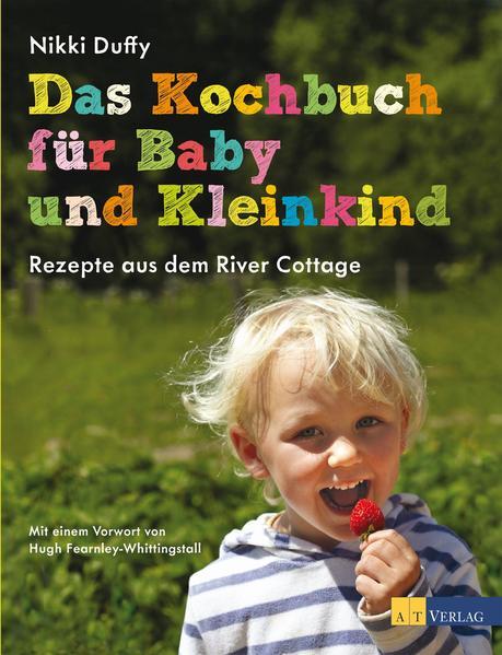 Das Kochbuch für Baby und Kleinkind - Coverbild