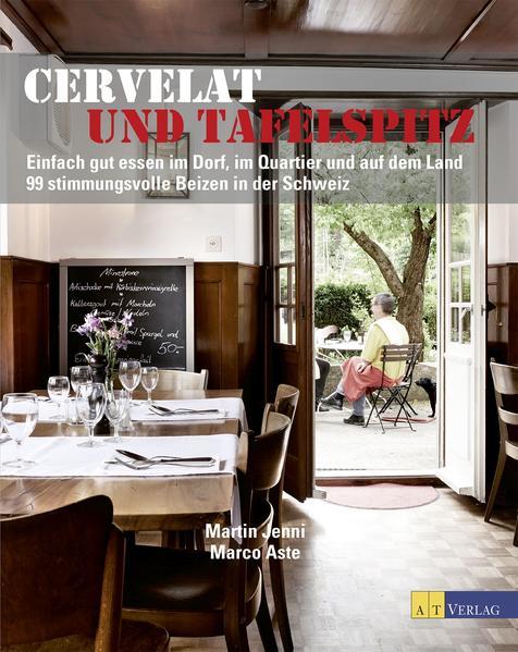 Cervelat und Tafelspitz - Coverbild