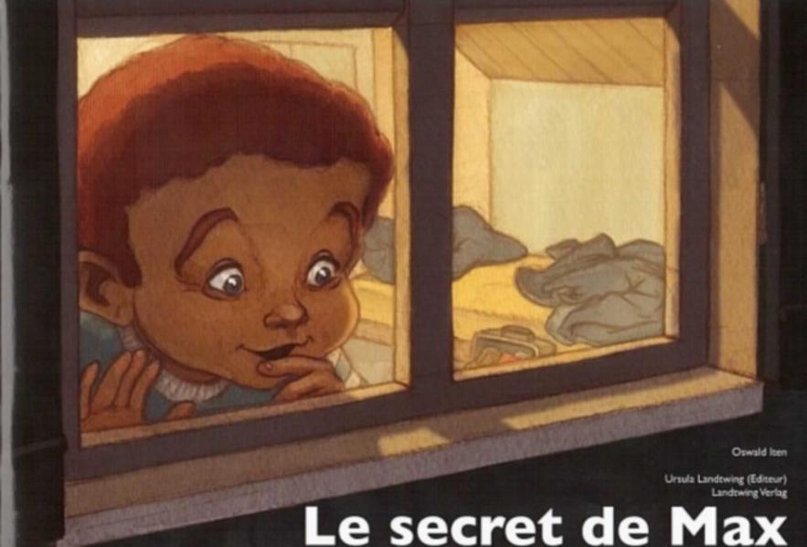 Le secret de Max - Coverbild