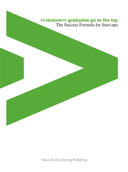 The Success Formula for Start-ups - Coverbild
