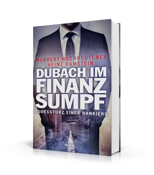 Dubach im Finanz-Sumpf - Coverbild
