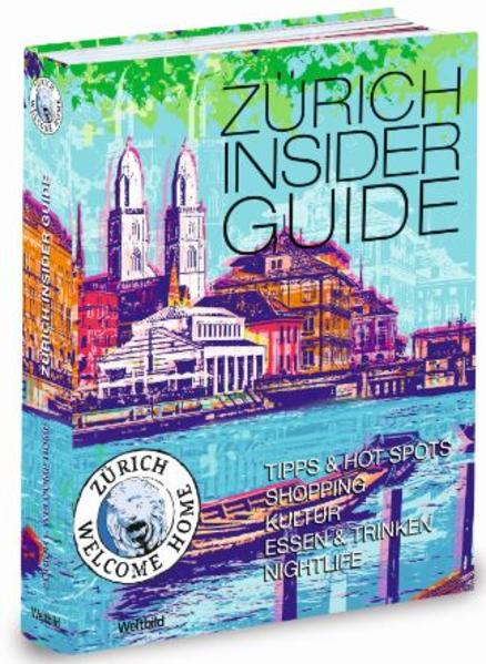 Zürich Lifestyle Guide - Coverbild