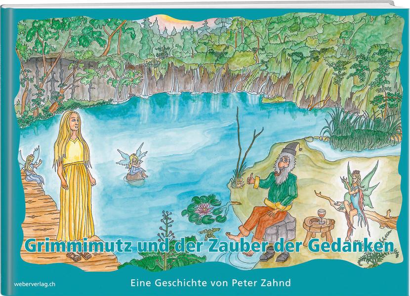 Grimmimutz und der Zauber der Gedanken - Coverbild