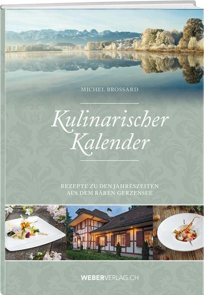 Kulinarischer Kalender - Coverbild
