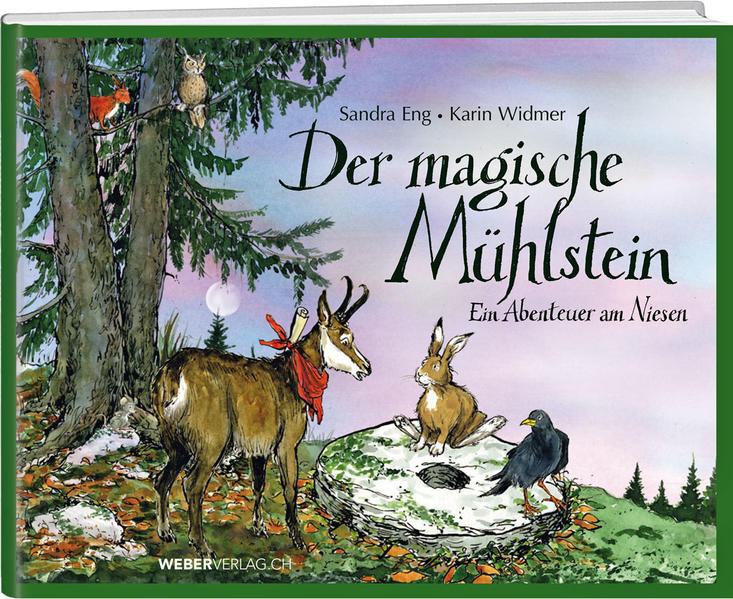 Der magische Mühlstein - Coverbild