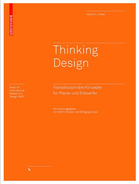 Thinking Design - Coverbild