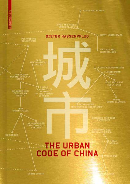 The Urban Code of China - Coverbild