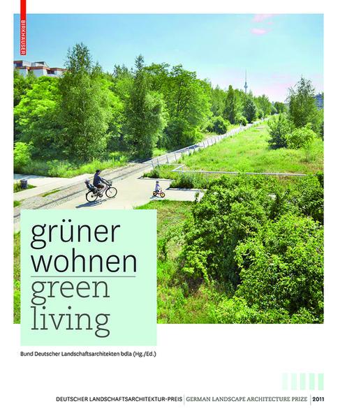 Grüner Wohnen. Green Living - Coverbild