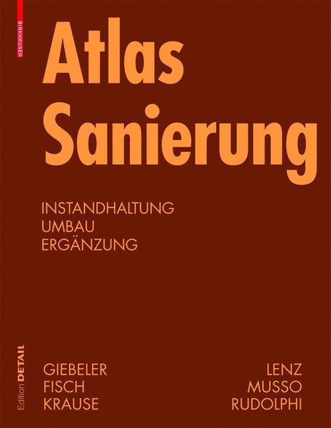 Atlas Sanierung - Coverbild